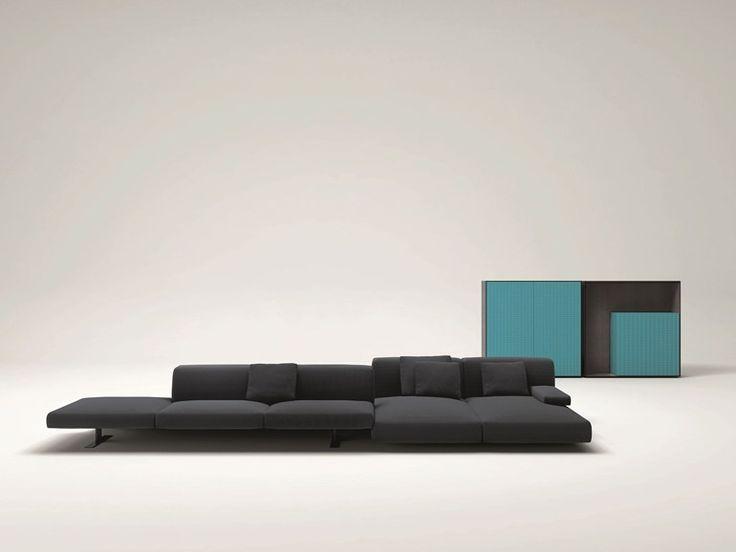 Divano Modulare MOVE By Paola Lenti | Design Francesco Rota