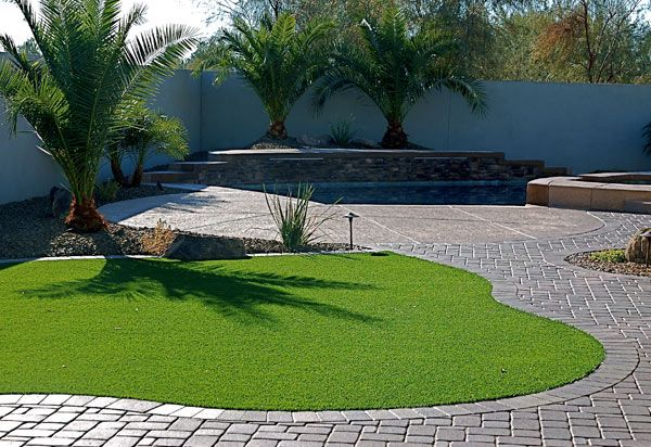 1000 images about backyard ideas on pinterest front for Landscape design phoenix