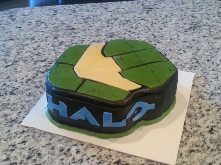 Halo Cake