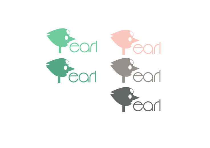 Different Variations of the Pearl logo (Art by: Harsa Wardana)