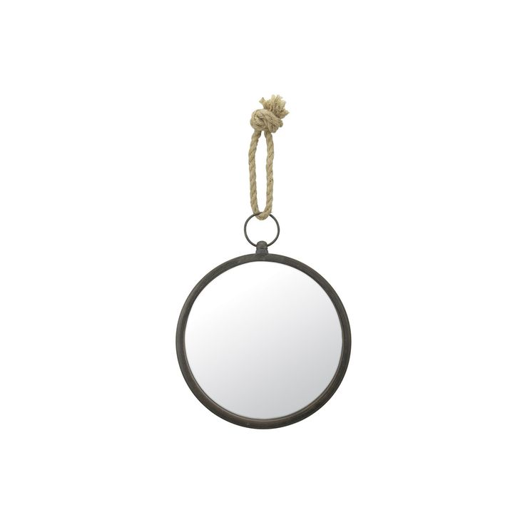 Stonebriar Collection Small Nautical Wall Mirror, Other Clrs