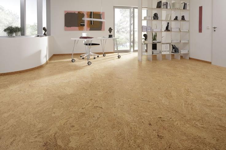 MEISTER Kork Boden in Rustic natur — MEISTER Cork flooring | Rustic nature