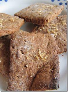 Nederlands recept voorGraham Crackers