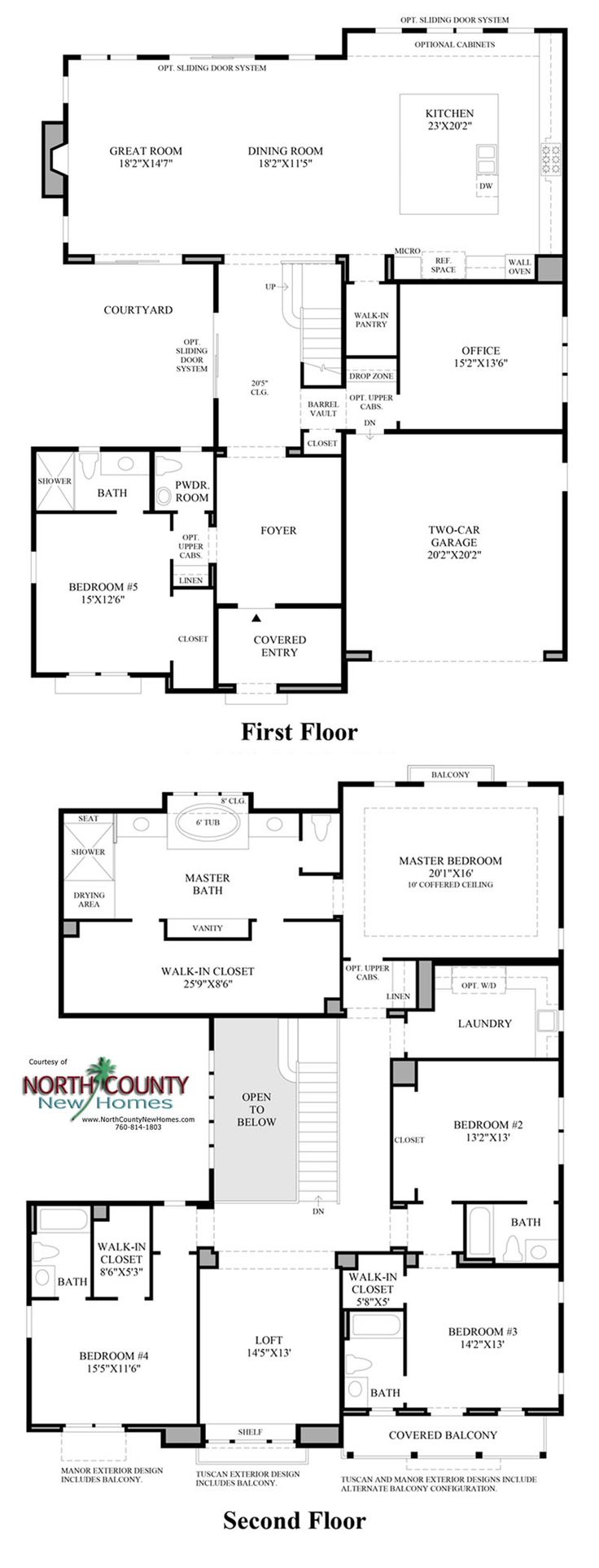 New Home Construction Plans 308 best new home floor plans in north county san diego images on