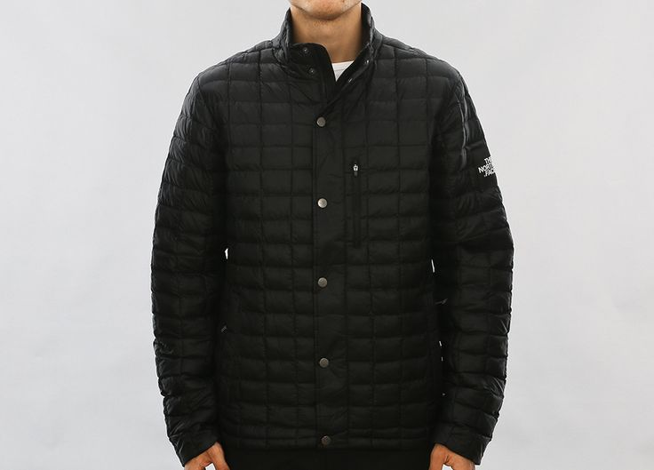 The North Face Denali Thermoball Jacket (TNF Black) #lpu #sneaker #sneakers