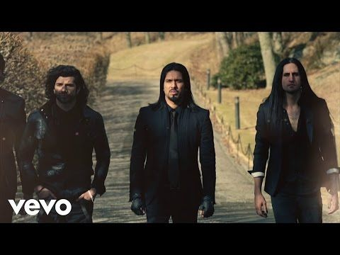 Last Song of the Day: Trenches by Pop Evil