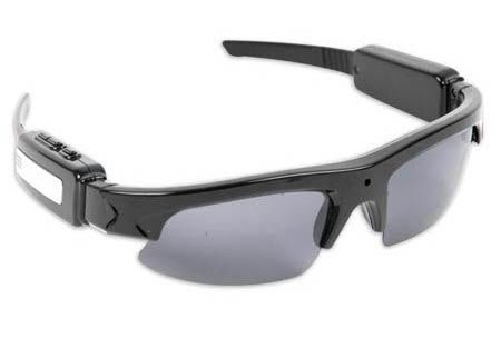 Spy Sunglasses with Remote Control  The ultimate spy gadget! Only £59.99