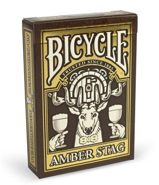 Amber Stag Deck - The deck I named.