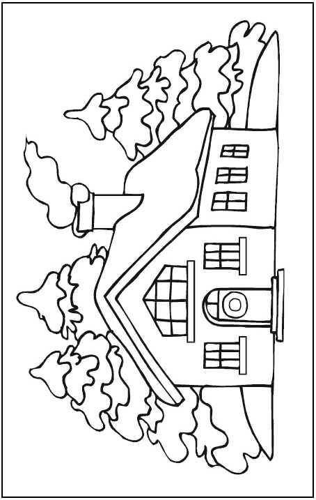 find this pin and more on cards new home moving winter scene coloring page