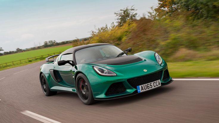 2016 Lotus Exige Sport 350  http://www.wsupercars.com/lotus-2016-exige-sport-350.php