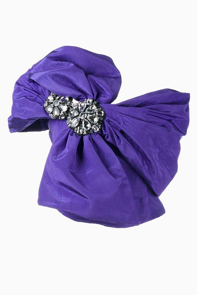 Фиолетовая ностальгия по 80-м   Мода   Тенденции   VOGUE