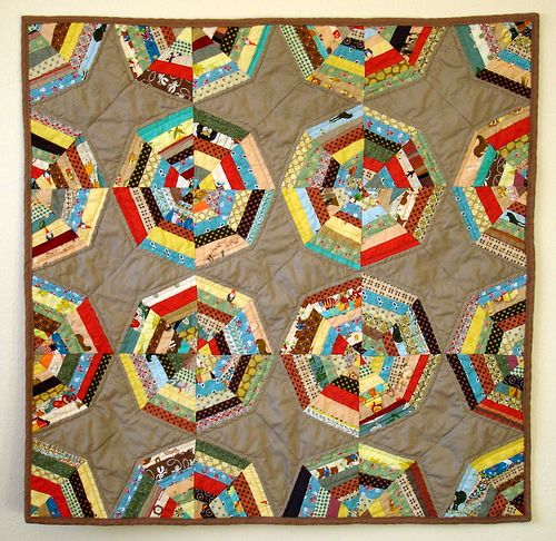 Wacky Web Quilt You Tube Tutorial By Missouri Star Quilt