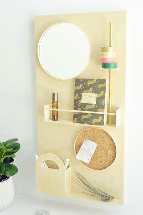 Best 25 Desk Storage Ideas On Pinterest Desk Space