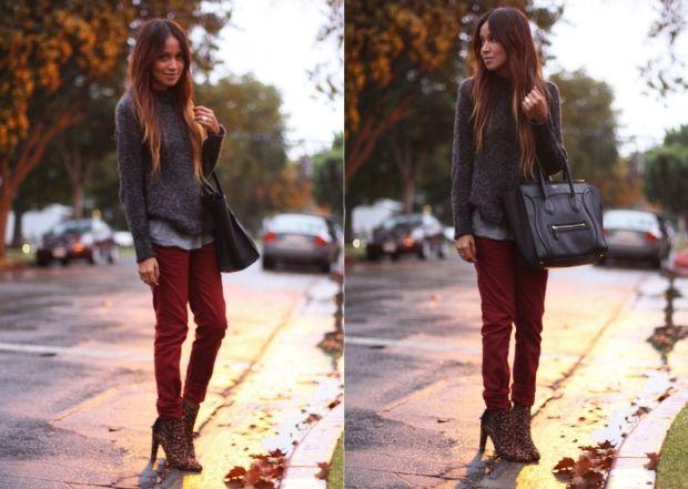 Уличный шик от Julie Sarinana | Портал о моде и стиле Look.tm