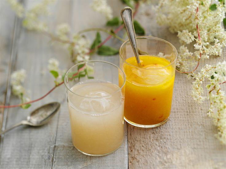 Kylmä päärynäkeitto – hedelmäiseen herkutteluun. Ota ohje talteen: http://www.dansukker.fi/fi/resepteja/kylma-paarynakeitto-steviasokeria.aspx #herkku #herkuttelu #kevyt
