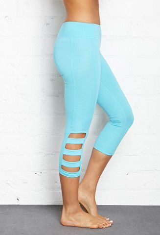 Cutout Active Capri Leggings, Would these make a good gift? http://keep.com/cutout-active-capri-leggings-by-dimak89/k/0FSYI1gBM7/