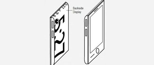 Ziarul elvetian LeMatin a descoperit noua tehnologie patentata de cei de la Microsoft in anul 2010: ecranul din spatele telefonului!