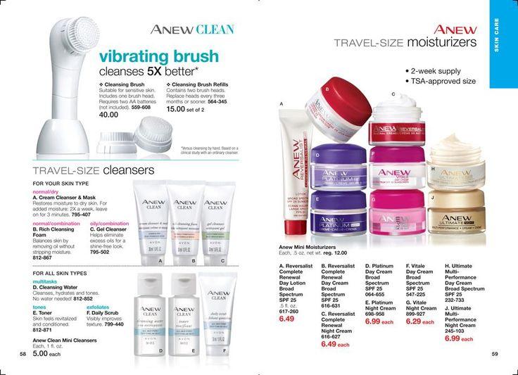 Best Avon Book Sales Images On   Avon Brochure Avon