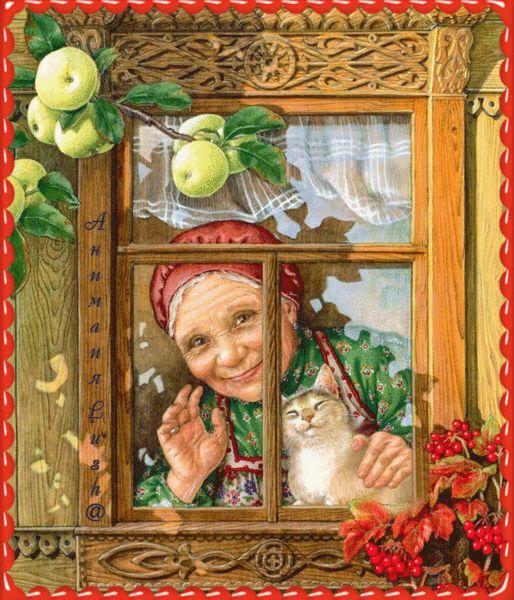 painter Lyudmila Romanova