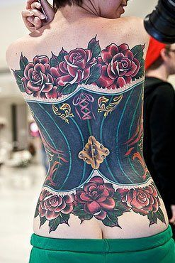 #inked #ink #tattoo #tattoos #tats #inkedmag