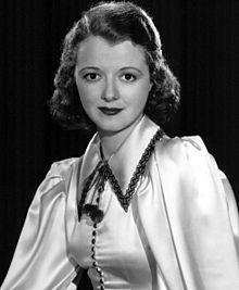 Janet Gaynor - (1906- 1984) Born Laura Augusta Gainor in Philadelphia, Pennsylvania. Married three times; Jesse Lydell Peck (1929-1933; Adrian (1939-1959); & Paul Gregory (1964-1984).