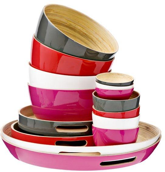 Riverdale Keukenspullen : Hema En Bamboe Dienbladen Bakjes