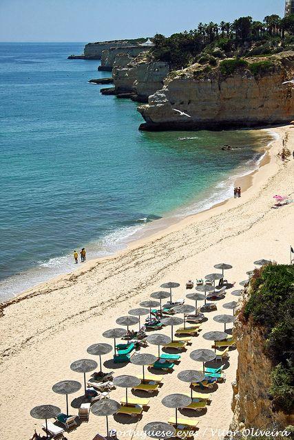 Beach da Cova Redonda - Portugal