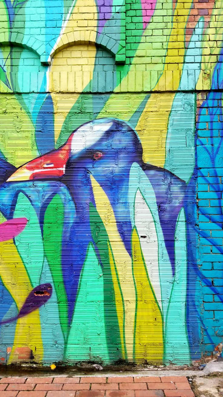 Graffiti wall rubric - Bogot Colombia Street Art Graffiti This Is From The Tougher Barrio Santa Fe