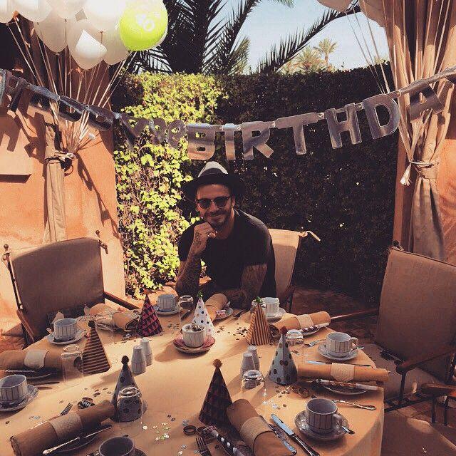 Der Online-Fotodienst Instagram hat einen neuen Superstar: David Beckham!
