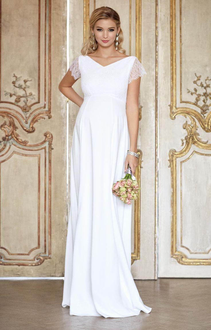 47 best Tiffany Rose Hochzeitskleider für Schwangere images on Pinterest