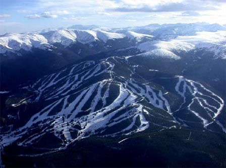 Winter Park Ski Resort, near Denver, Colorado -   This is where I learned to ski! I would go back in a heartbeat!