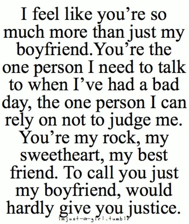 #boyfriend quote                                                                                                                                                                                 More