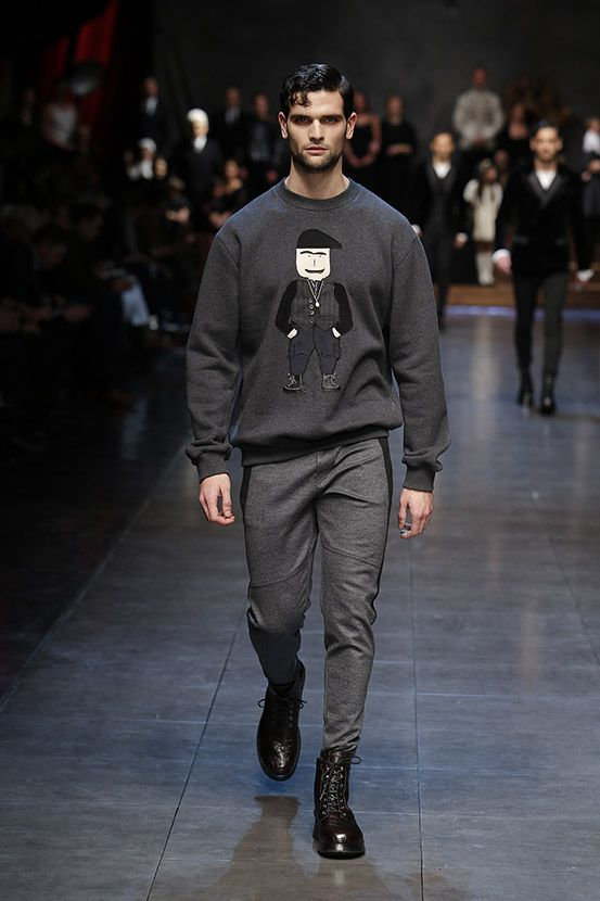 Dolce   Gabbana Man Fashion Shows  a55ae09188a