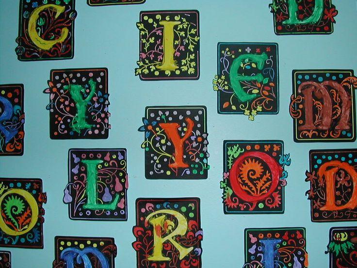 Middeleeuwse letters