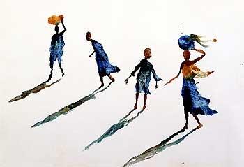 Miquel Barceló. África