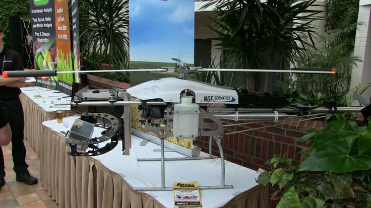 NGF Geomatics at the Precision Agriculture Conference 2014