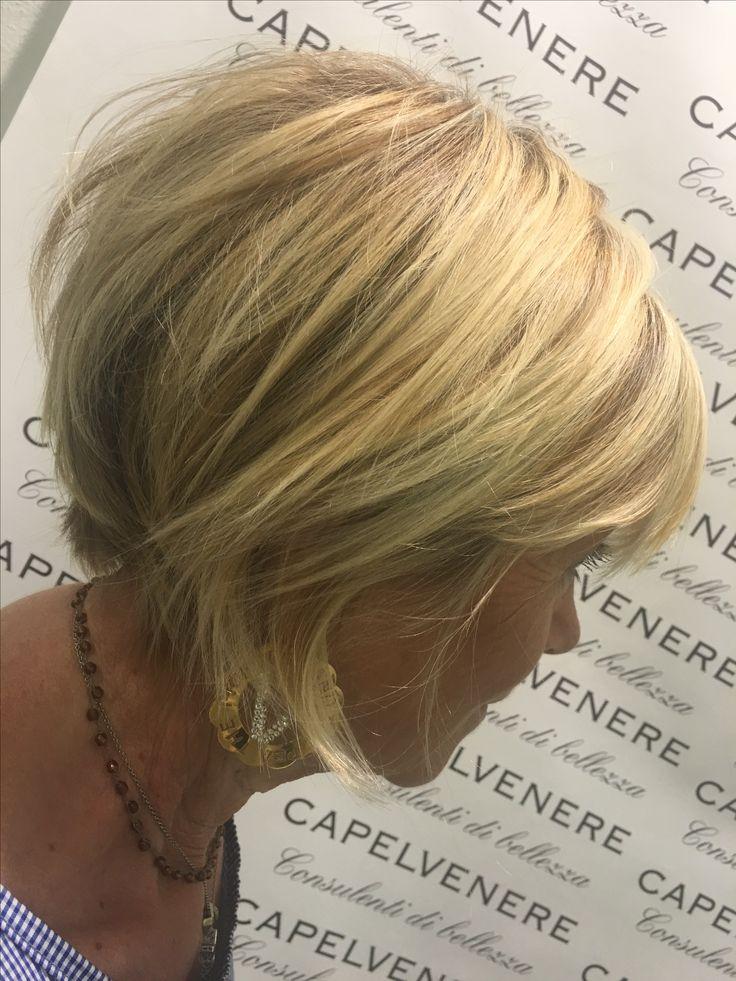 Taglio capelli 2016 Stefania capelvenere