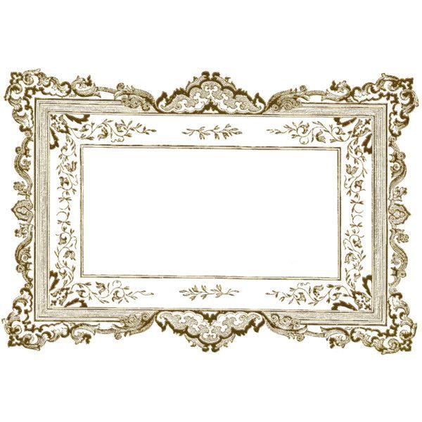 111 best Borders and frames images on Pinterest | Frames, Moulding ...