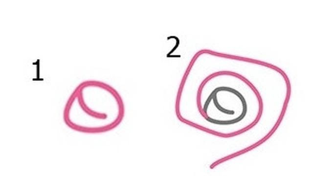 32 Gambar Ilustrasi Kartun Yg Mudah Digambar Cara Menggambar Bunga Mawar Dengan Mudah Cocok Untuk Anak Down Gambar Bunga Mudah Gambar Mawar Cara Menggambar