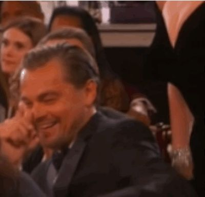 THE DRAMA!!! | Leonardo DiCaprio's Face When Lady Gaga Walked By Him To Accept Her Award Is Everything