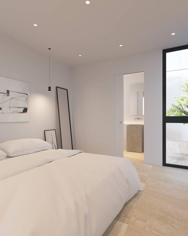 17 beste idee n over minimalistische slaapkamer op for 3d slaapkamer maken