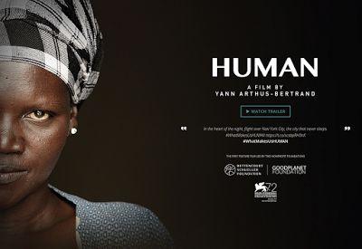 Crea y aprende con Laura: HUMAN. Una película documental de gran valor educa...