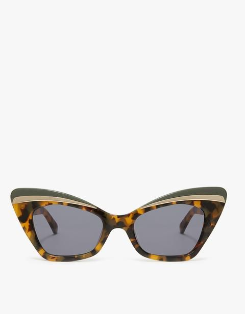 Karen Walker Babou in Crazy Tort/Khaki