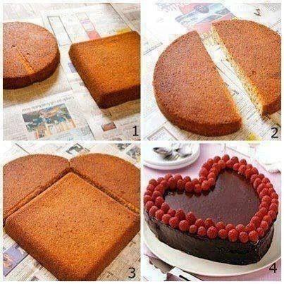 #cake #heart