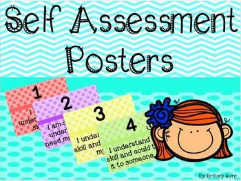 Best Self Assessment Images On   Classroom Setup