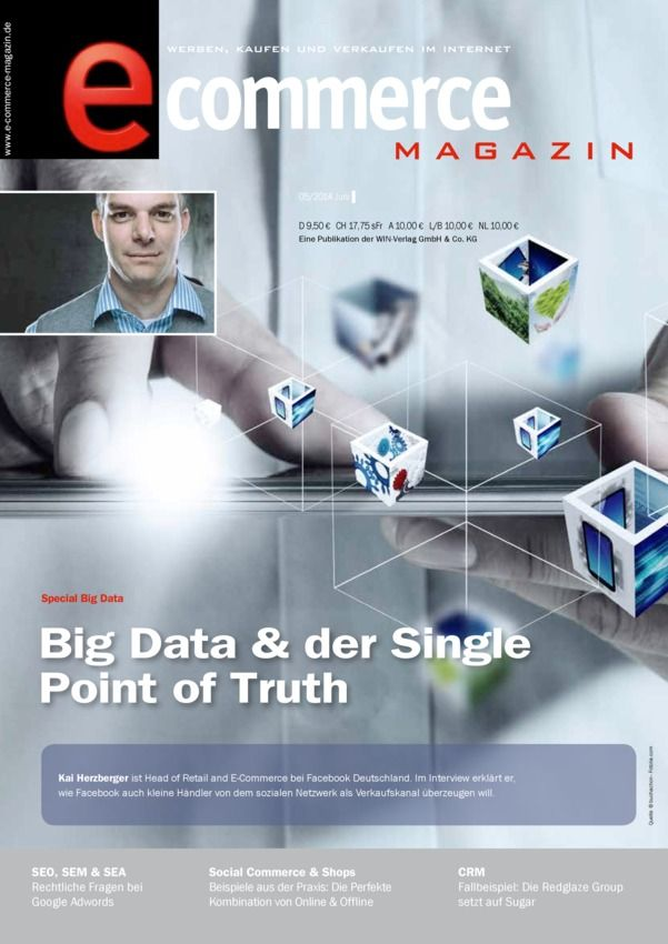 ecommerce Magazin Deutsch Magazine - Buy, Subscribe, Download and Read ecommerce Magazin on your iPad, iPhone, iPod Touch, Android and on the web only through Magzter