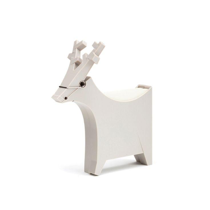 Reindeer Robin Memo Holder