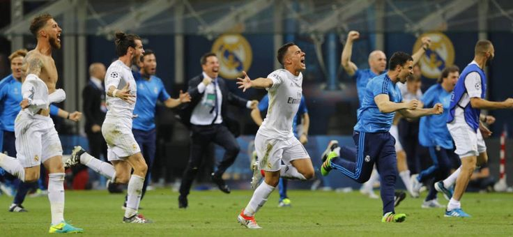 When RM won La Undecima