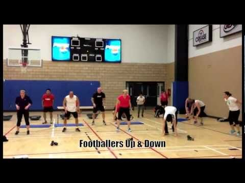 Circuit Training Big Groups | Advanced | AXFIT