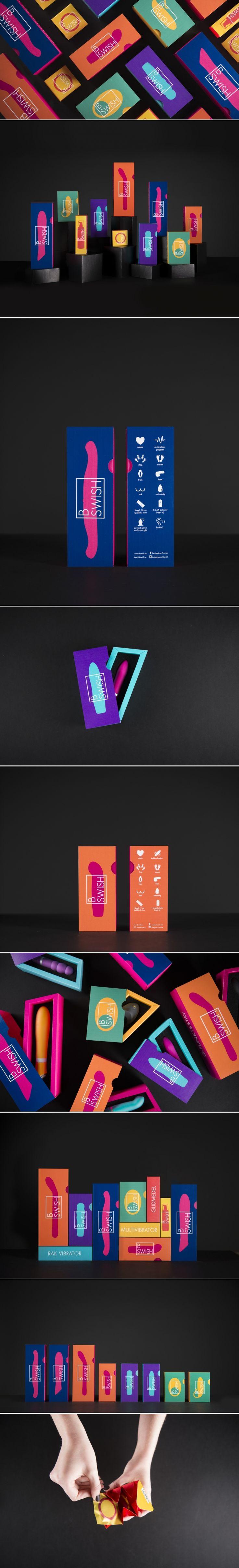 Student: B Swish Redesign — The Dieline - Branding & Packaging Design